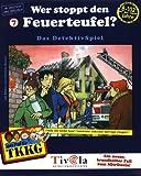 TKKG 7: Wer stoppt den Feuerteufel? - Tivola