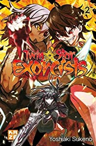 Twin star exorcists Edition simple Tome 2