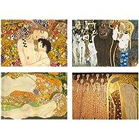 Set 4 Tovagliette Gustav Klimt (3° versione)