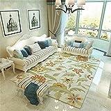 Teppich, minimalistischen modernen North europäischen Country American Teppich Sofa im Wohnzimmer Couchtisch Teppiche Schlafzimmer mit Etagenbett und Pads, 1,2m * (1,6m) stil 3