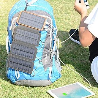 Handy-Solarladegerät Bild