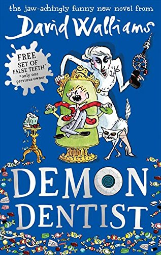 Demon Dentist por David Walliams