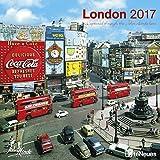 London John Hinde Archive 2017 EU - Broschürenkalender, Posterkalender, Wandkalender, Städtekalender - 30 x 30 cm