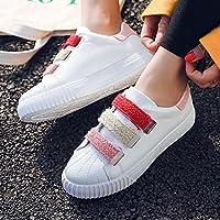 Chaussures homme FEIFEI loisirs confortables et respirant Tide Shoes 3 couleurs (Couleur : 01, taille : EU39/UK6.5/CN40)