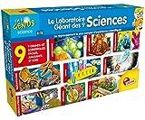 Lisciani Le Labo Geant des 9 Sciences I'M A Genius, FR66384...