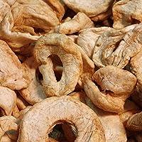 chips de manzana deshidratada 1kg, frutos secos delicados, no-sulfurados, sin azúcar u otros aditivos