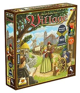 Pegasus Spiele 54510G - Village Kennerspiel (eggertspiele) (B006EJ20TK) | Amazon Products