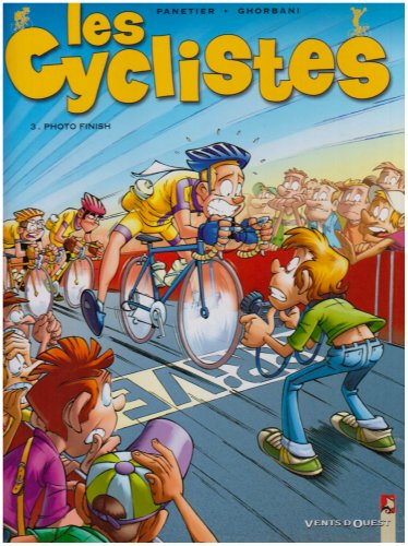 Les cyclistes, Tome 3 : Photo finish