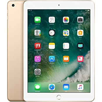 Apple iPad Wi-Fi, 32 Go, Or (nouvel Ipad 2017)