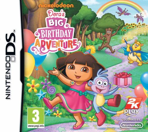 TAKE 2 DORA S BIG BIRTHDAY ADVENTURE (Big Dora)