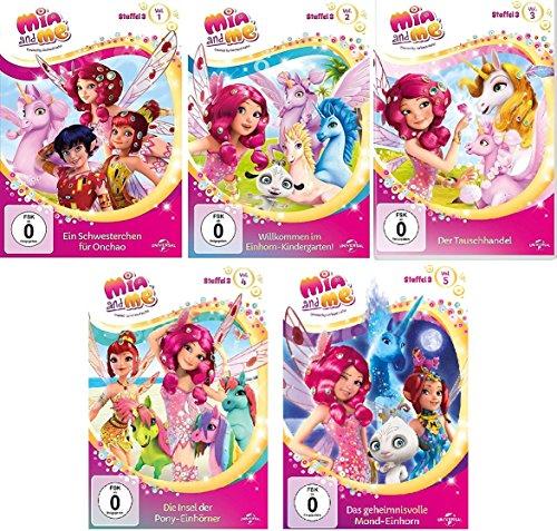 Staffel 3.1-3.5 (5 DVDs)
