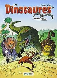 Les Dinosaures en bd T1