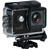 SJCam SJ4000 12MP Wi Fi Action Camera  Black