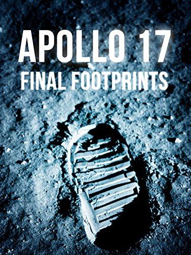 Apollo 17: Final footprints on the Moon