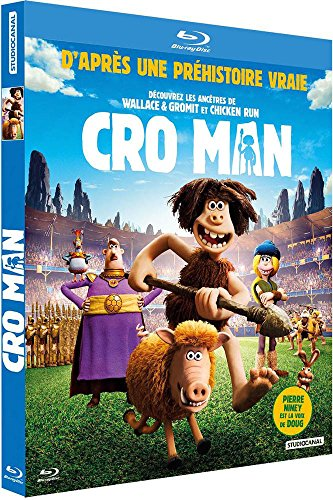 Cro man [Blu-ray] [FR Import]