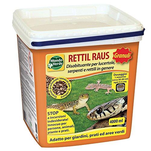 Rettil Raus Granuli 4000 ml MondoVerde
