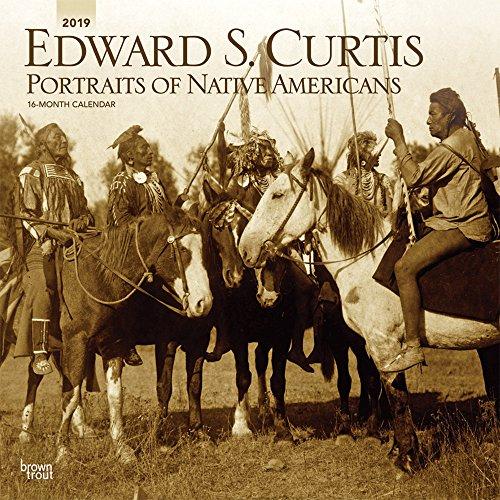 Portraits of Native Americans - Amerikanische Ureinwohner 2019 - 18-Monatskalender (Wall-Kalender)