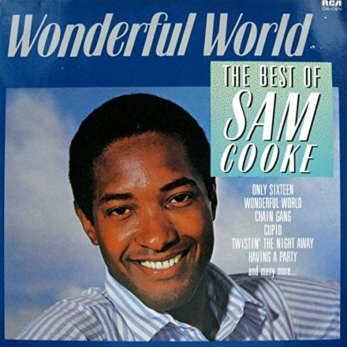 Sam Cooke - Wonderful World (The Best Of Sam Cooke) - RCA Camden - CL 89903, RCA - CL89903