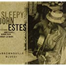 Brownsville Blues: His 23 Greatest Songs by Sleepy John Estes Import, Original recording remastered edition (2000) Audio CD