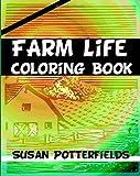 Farm Life Coloring Book