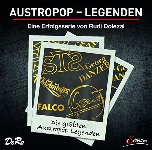 Die Gr?ten Austropop-Legenden by Various (0100-01-01)