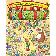 Pixi Adventskalender 2018: Adventskalender mit 22 Pixi-Büchern und 2 Maxi-Pixi