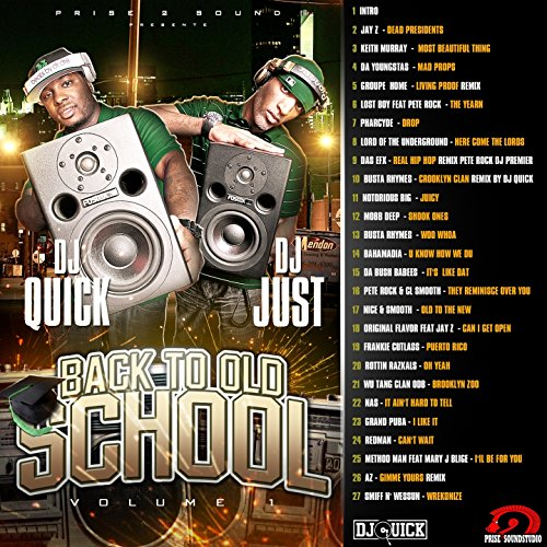 Back to Old School, Vol. 1 (Re...