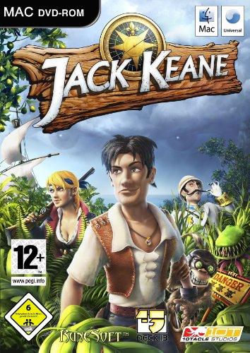Jack Keane - [Mac]