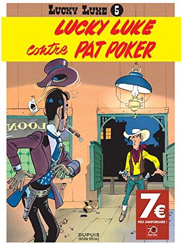 Lucky Luke - tome 5 - Lucky Luke T5 Opé 70 ans