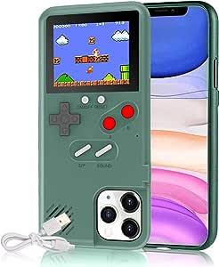 Gameboy Hülle Für Iphone Autbye Retro 3d Handyhülle Elektronik