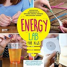 Energy Lab for Kids (Lab Series) (English Edition)