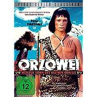 Orzowei - Weißer Sohn des kleinen Königs - Die Komplette Serie
