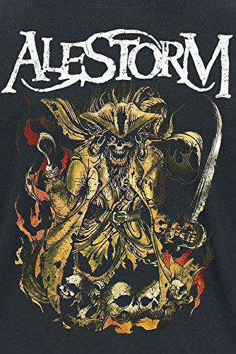 T To Drink Schwarz Shirt schwarz We Are Here Alestorm Beer Your qS0Itwx