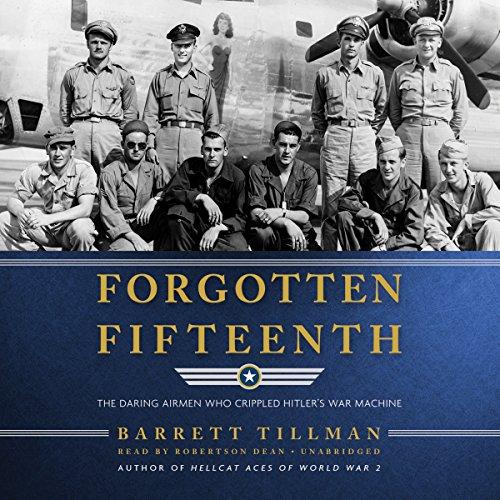 Forgotten Fifteenth  Audiolibri