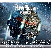 Perry Rhodan NEO MP3 Doppel-CD Folgen 149 + 150: Preis der Freiheit / Sprung nach Andromeda