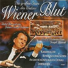Wiener Blut-die grossen Stars des Walzer (& Strauss-Orchester Wien, Joseph Francek)