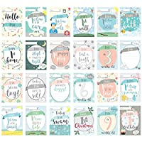 The Big Card Company Personalised Puppy Cards: For Milestone Moments