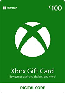Xbox Live £100 Credit [Xbox Live Online Code]