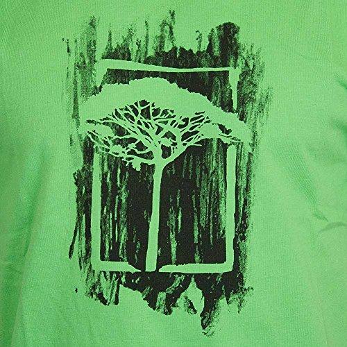 Mahagony T-Shirt Aqua grün Grün