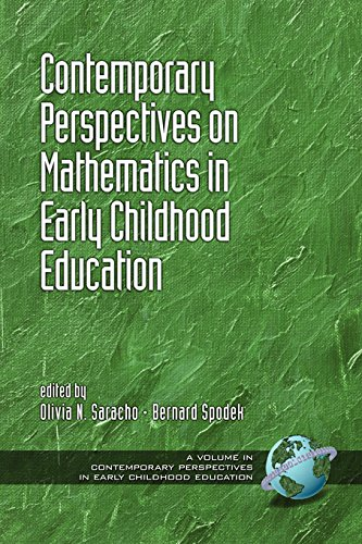 Contemporary Perspectives on Mathematics in Early Childhood Education (Contemporary Perspectives in Early Childhood Education)