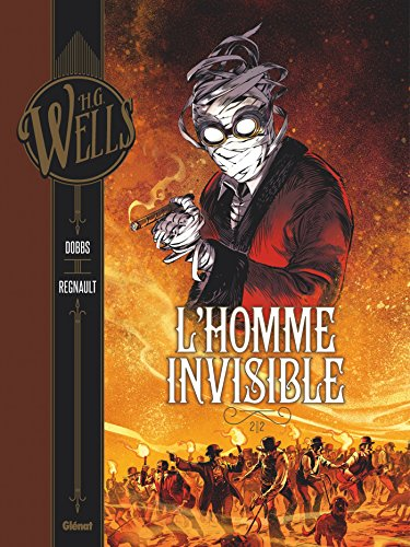 L'homme invisible (2) : L'homme invisible. 2/2