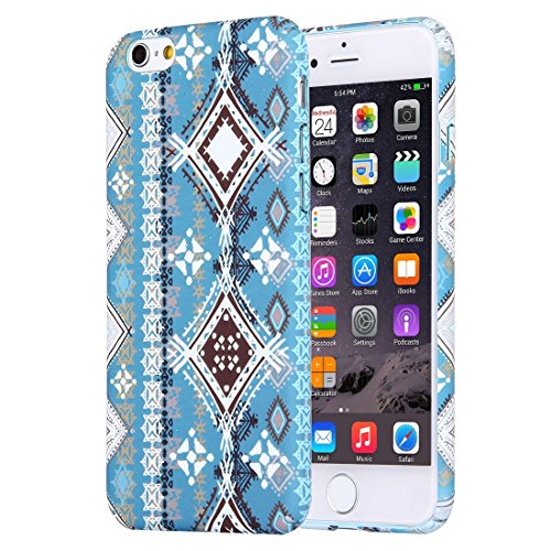 BING Für iPhone 6 Plus / 6s Plus, National Style Pattern PC Schutzhülle BING ( SKU : IP6P0959F ) IP6P0959G