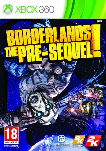 Borderlands: The Pre-sequel! (Xbox 360) by Microsoft