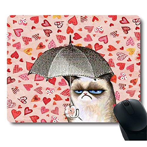 katze-holding-umbrella-in-pink-herz-regen-hintergrund-maus-pad