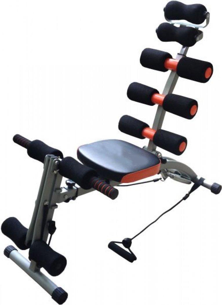 Fitness House Six Pack Care Banc De Musculation Black Boutique Du