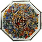 Winmaarc Reiki Healing Crystal Symbol Disc Orgone Octagon Spiritual Healing