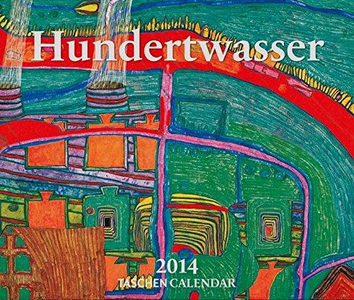 14 Hundertwasser (Taschen Tear-off Calendars)
