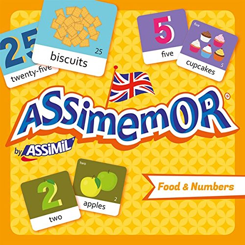 Food & Numbers (Assimemor) par Assimil