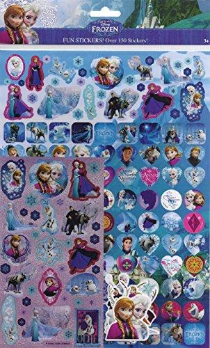 Projets Stickers en Papier Motif La Reine des neiges