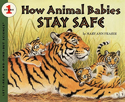 How Animal Babies Stay Safe (Let's Read-and-find-out Science, Stage 1) por Mary Ann Fraser